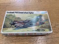 Frog Vintage P-40 Tomahawk Ground Attack Fighter Model 1:72 CONTENTS NEW UNBUILT