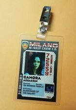Guardians of the Galaxy Ship Crew ID Badge-Camora Assassin costume cosplay
