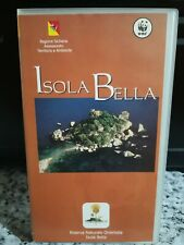 Isola Bella - Riserva naturale - Vhs -2010- WWF -F