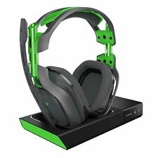 ASTRO Gaming A50 Wireless Dolby Gaming Headset - Black/Green - Xbox One a...