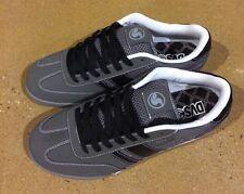 DVS Milan Size 12 Grey Nubuck BMX DC Skate Shoes Running Sneakers