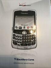 🔥Unlocked🔥Blackberr y Curve 8330 - Silver Smartphone