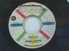 "RONNIE HAWKINS ""MARY LOU / NEED YOUR LOVIN"" 45"