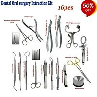 Dental Zahnextraktion Chirurgische instrumente Oral Surgery Tooth Extracting Kit