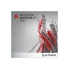AUTODESK AUTOCAD LT 2017 - LICENZA ELETTRONICA ESD | ORIGINALE & FATTURA