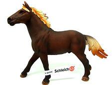 O21) SCHLEICH (13805) Mustang Semental Caballo Schleich caballo