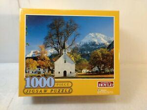 According To Hoyle Martins Chapel Tirol Austria Jigsaw Puzzle gm1479