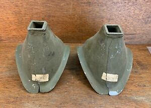 NOS Jack Spur Receivers for Porsche 356 C