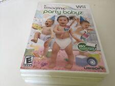 Imagine: Party Babyz (Nintendo Wii, 2008) Wii NEW!