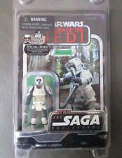 Imperial Biker Scout ROTJ 2006 STAR WARS The Saga Collection MOC