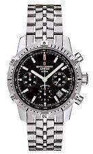Revue Thommen Airspeed XLarge Commander Automatic Silver Men's Watch 16055.6134