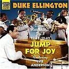 DUKE ELLINGTON, JUMP FOR JOY VOL. 8 1941-1942, SEALED 20 TRACK CD ALBUM, (2005)