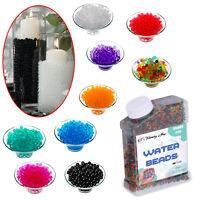 55000pcs Water Aqua Soil Crystal Bio Gel Balls Expanding Beads Table Decoration