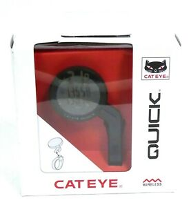 CatEye Quick Bike Computer, Wireless