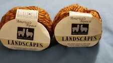 Luxury Landscapes baby Alpaca yarn 70% and 30% silk