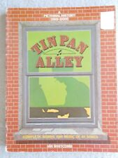 Tin Pay Alley Words Music 41 Songs Voice Piano + Photos Unmarked