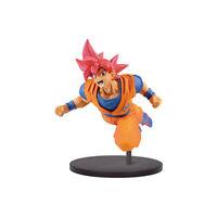 Dragon Ball Super Super Saiyan God Son Goku Figure
