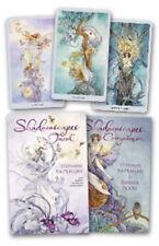 SHADOWSCAPES TAROT KIT Deck Card Book Set Stephanie Pui-Mun Law fairy cards