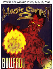 Magic Carpet 2: The Netherworlds PC Mac Game