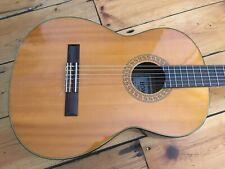 Homa Spanish Classical Guitar Made in Japan 1975 * Narrow Neck
