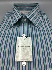 TURNBULL & ASSER Shirt,  UK:15.5, EU: 39,  RRP: £215!   NEW WITH TAGS