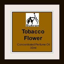 TOBACCO FLOWER Perfume Oil by Sukran ~30ml