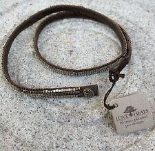 Love heals artisan jewelry Wrap Bracelet