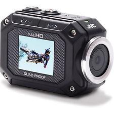 JVC GC-XA1 Full HD 1080p Adixxion Action Cam - Black