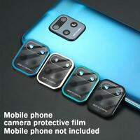 Für Xiaomi Redmi Note9S 9Pro Metallrückseite Rückfahrkamera Abdeckung Schutz D E