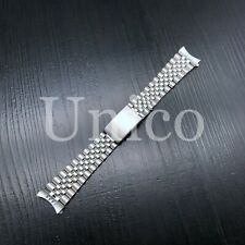 19MM JUBILEE WATCH BAND BRACELET FOR GRAND SEIKO 5 SNXS79 STEEL TOP QUALITY