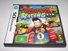 Diddy Kong Racing DS Nintendo DS 2DS 3DS Game Preloved *Complete*