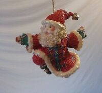 Christmas Tree Ornament Santa Claus