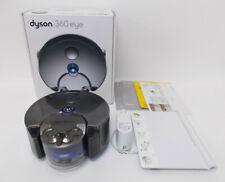 Dyson 360 Eye RB01NB Robot Vacuum Cleaner Cyclone Cordless Nickel Blue