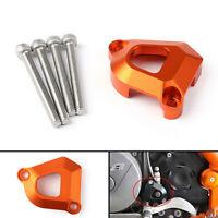 Orange Nehmerzylinder Saver Schutzhülle  für KTM 990 SM & SMR 1050 ADV 08-16 B