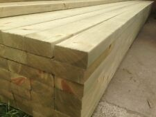 "4.8m Premium C24 Tanalised Decking Joists 4x2"" (95x45) - £8.95"