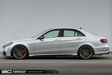Mercedes-Benz E63 AMG BC Forged 19 Inch Monoblock Custom Wheel Package Concave