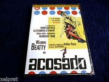 MICKEY ONE / ACOSADO - Region Free DVD - ENGLISH / ESPAÑOL - Sealed