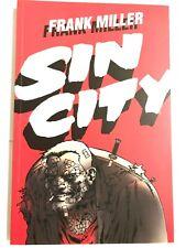 Sin City By Frank Miller Tpb Graphic Novel Dark Horse Nm.