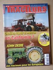 Tracteurs passion n°19, John Deere France, Roger Ferrand, tracteurs-porteurs bén