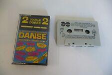 K7 AUDIO TAPE CASSETTE DANSE THE BEST DISCO IN TOWN / WOMAN / BOOGIE LOVE....