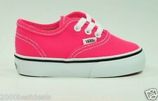 vans shoes for baby girl