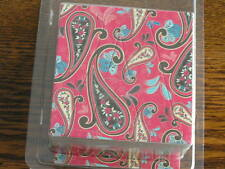 """Alphabet Punch-Out Decorative Multi~Color Paisley 3.5"""" Letters~Many Uses!~Nip!"""