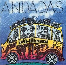 Andadas Inti-Illimani Audio CD