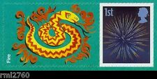 2013 CHINESE LUNAR YEAR of SNAKE SMILER SINGLE from LS84 (my choice of label)