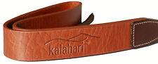 Kalahari Kaama Echt Leder Trage Gurt Braun für Canon EOS 700D 70D 100D 1100D 7D