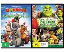 Shrek Forever After (DVD, 2010, 2-Disc Set)