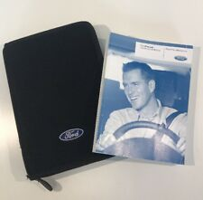 FORD FOCUS MK2 OWNERS PACK / HANDBOOK COMPLETE WITH WALLET 2004-2007 (2007)..
