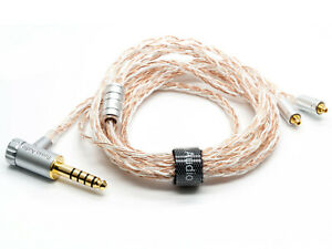 iBasso CB12s-4.4 MMCX Hand braided 8-wire Balanced Cable