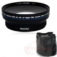 .45x Wide Angle 72mm Lens for Nikon 18-200