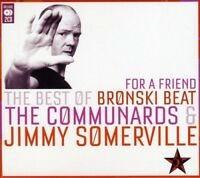 JIMMY SOMERVILLE - BEST OF 2 CD NEU